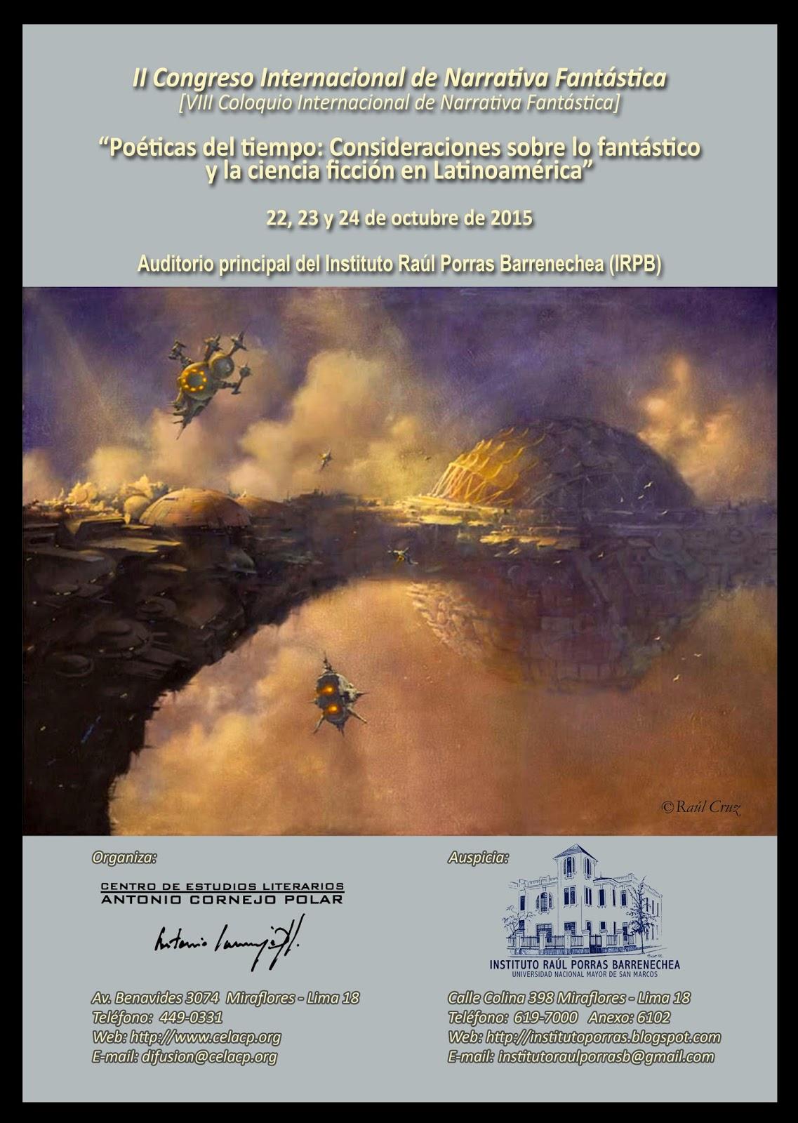 Poéticas del tiempo: Consideraciones sobre lo fantástico y la ciencia ficción en Latinoamérica
