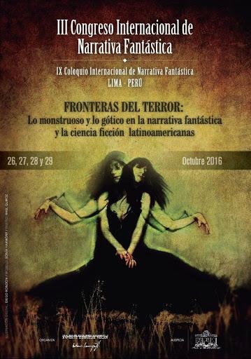 Fronteras del terror: lo monstruoso y lo gótico  en la narrativa fantástica y la ciencia ficción latinoamericanas