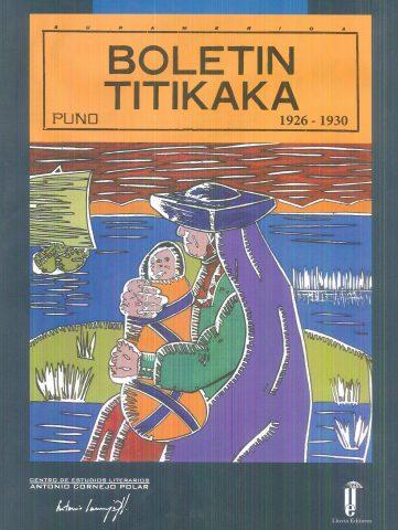 Boletin TitiKaka
