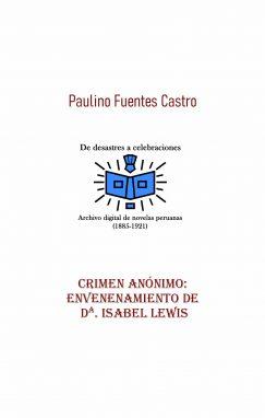 Crimen anónimo