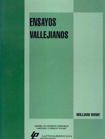 ENSAYOS VALLEJIANOS