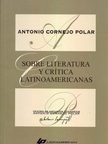 Sobre literatura lirica y critica latinoamericana