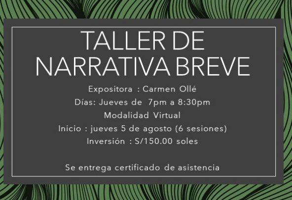 Taller Narrativa Breve - 5 de agosto (1)